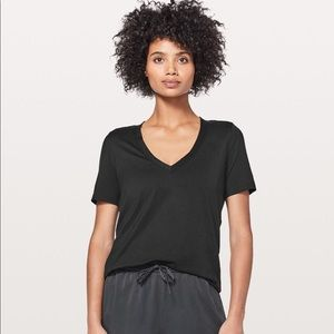 Lululemon Black Love Tee IV